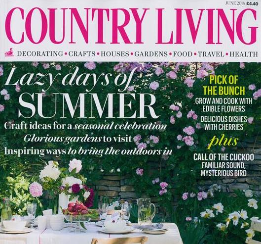 Hearst Media Country Living Magazine UK