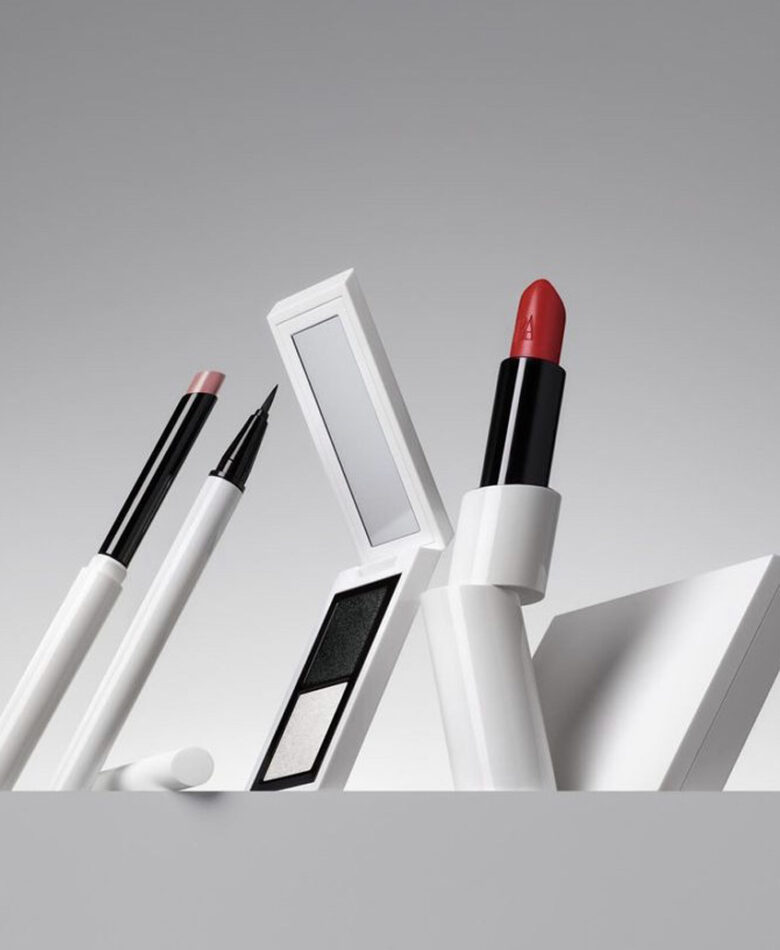 ZARA beauty launches with packaging designed by Fabien Baron