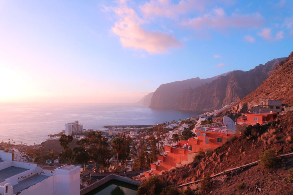 The south of Tenerife is the most international part of the island