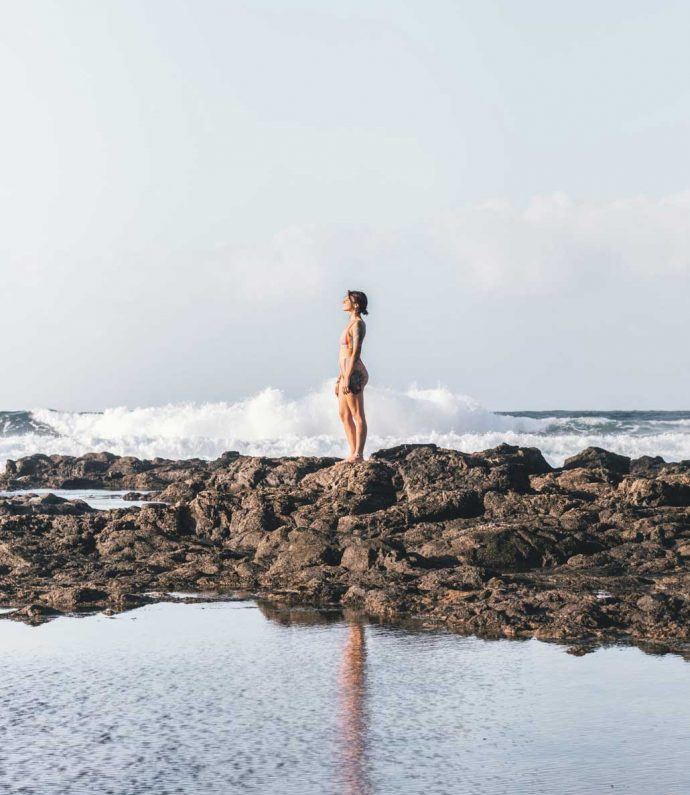 The best natural pools in the Canary Islands are a must visit